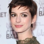 Anne Hathaway Short Haircuts