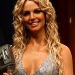 Britney Spears Long Curly Hairstyles