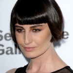 Erin O'Connor Bob Hairstyles