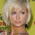 Paris Hilton Bob Haircuts
