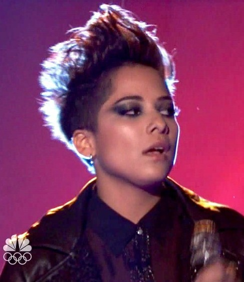 Vicci Martinez Soft Fauxhawk For Women Hairstyles Weekly