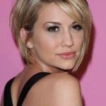 Chelsea Kane Graduated Bob Hairstyle 2013