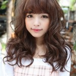 Cute Layered Asian Hairstyles 2013