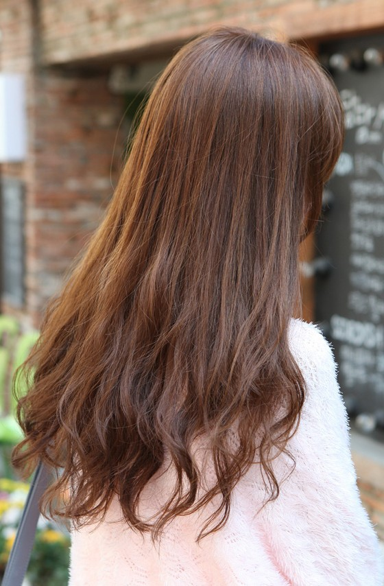 Cute Korean Hairstyle