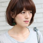 Hottest Asian Hairstyles for Short Hair