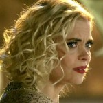 Jaime King Short Curly Hairstyle