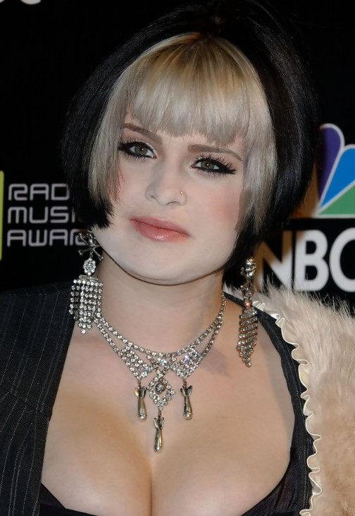 Kelly Osbourne Hairstyle Inverted Bob Hairstyles Weekly