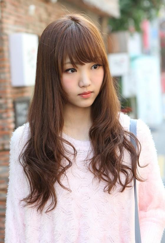 Korean Hairstyles 2013