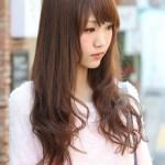 Korean Long Hairstyle 2013