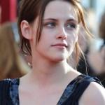 Kristen Stewart Casual Messy Updo