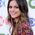 Rachel Bilson Cute Long Straight Ombre Hair