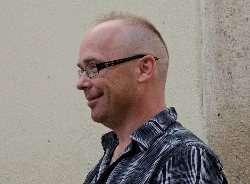 Very Short Haircut for Men