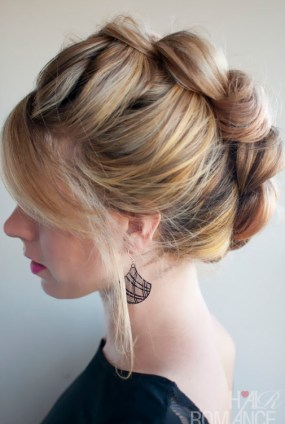 Updo Style - 8 Bridal Hairstyles worth trying - Get This Look