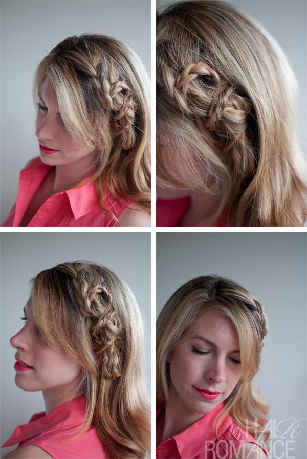 Complicated Casual Mini Twist Braid Hair