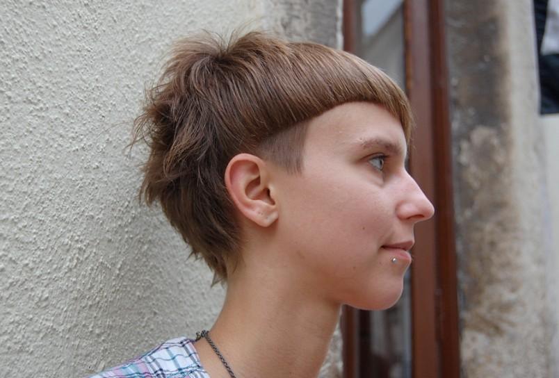 Fantastic Asymmetric Short Cut For Women Expect The