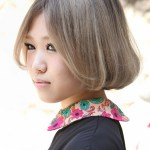 Kawaii Short Bob Haircut - Latest Popular Short Japanese Hairstyle for Girls