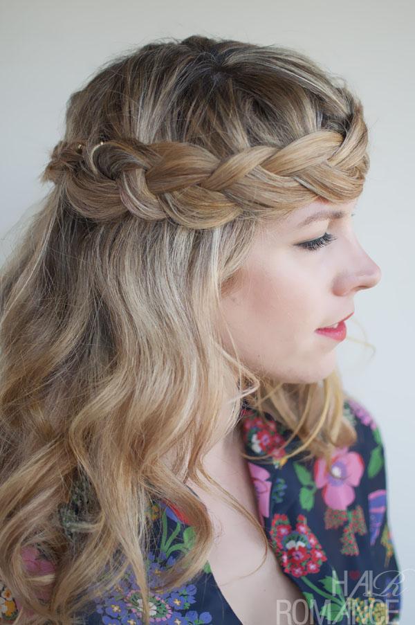 The Crown Carousel Braid for Long Hair