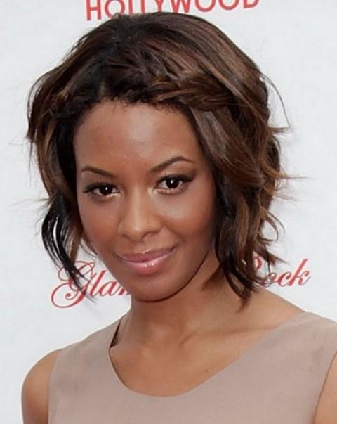 African American Prom Hairstyles 2014