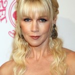 Jennie Garth Hairstyle with Bangs - Feminine Long Hairstyle