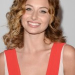 Aly Michalka Hairstyle - medium wavy hairstyle