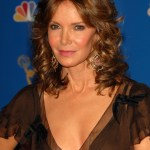 Medium Length hair style for women over 60 - Jaclyn Smith's Hairstyle