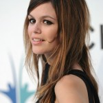 Cute long ombre hair- side view - Rachel Bilson hairstyle