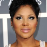 Short black pixie cut for black women - Toni Braxton Hairstyle