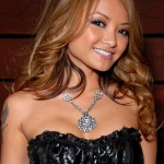 Prom Hair Ideas: Lovely Tousled Wavy Hairstyle - Tila Tequila's Hairstyles