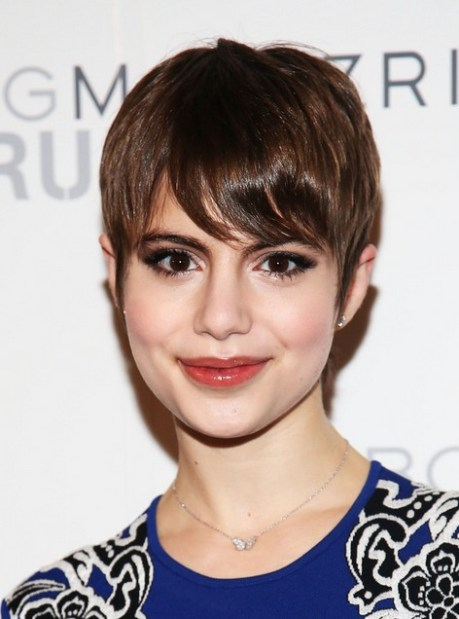 Sami Gayle Short Hair Style for 2015 - Chic Pixie Cut for Thin Hair