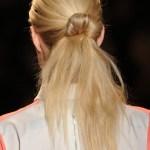 Blonde Hairstyles 2014 - Runway Hair Ideas