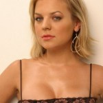 Kirsten Storms Hairstyle - Celebrity Medium Length Bob hairstyle