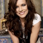 Martina McBride hairstyles - long brown hairstyle for thick hair