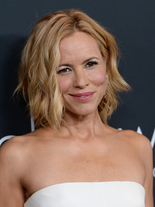 Short Hairstyles 2014 from Maria Bello