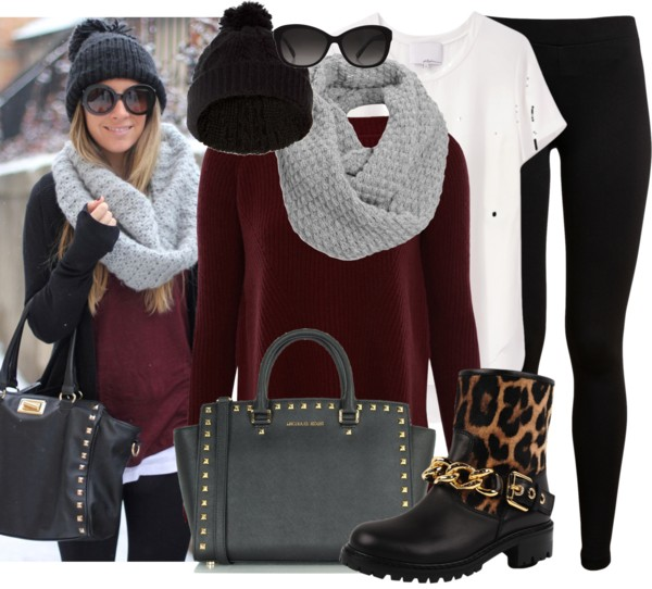Cozy Fall/Winter Look