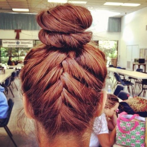 Gorgeous Braided Hairstyles for Girls (20)
