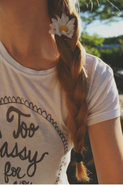 Gorgeous Braided Hairstyles for Girls (12)