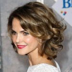 Medium Length Waves for Casual Sophistication