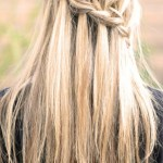 Waterfall Braid for Long Straight Hair Tumblr