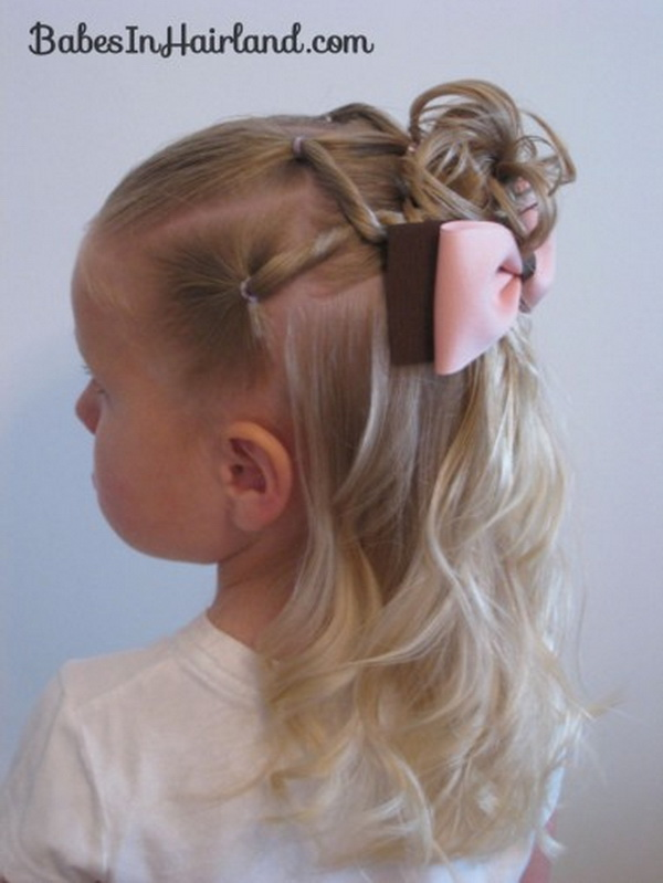 Easy Kids Hairstyles: Cute Hairstyles for Girls 2014