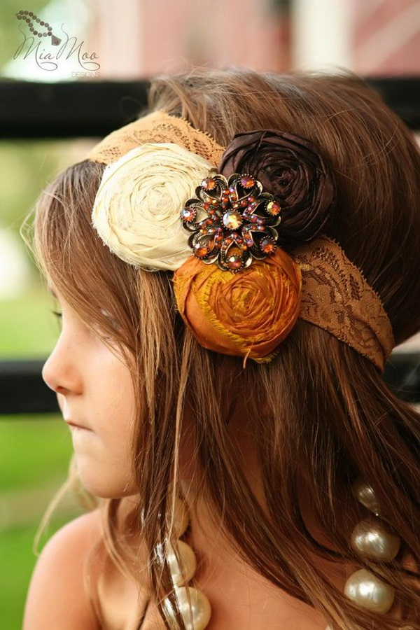 Girls Prom Hairstyle Idea