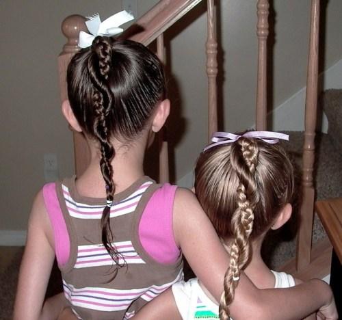 little girls braided hairstyles ideas