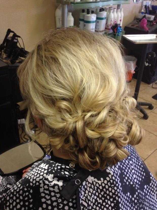 Elegant Prom Hairstyles 2014 - 2015