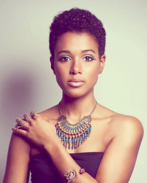 Best Short Haircuts for Black Women
