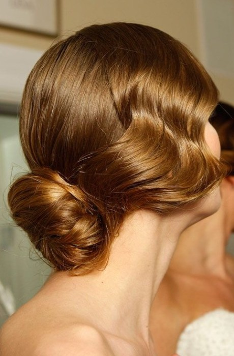 Best Wedding Hairstyles Chignon