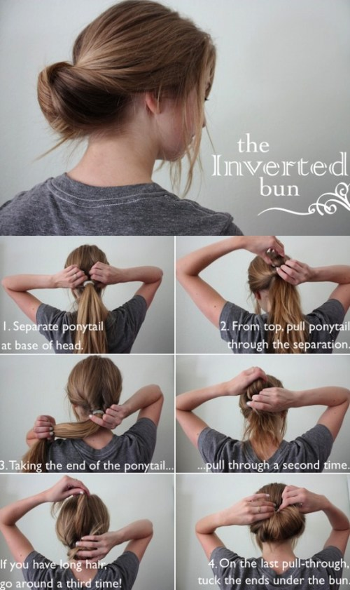 How to do Inverted Bun Tutorial