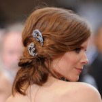 Wedding Updo Ideas: Bobby Pinned Updo for Wedding