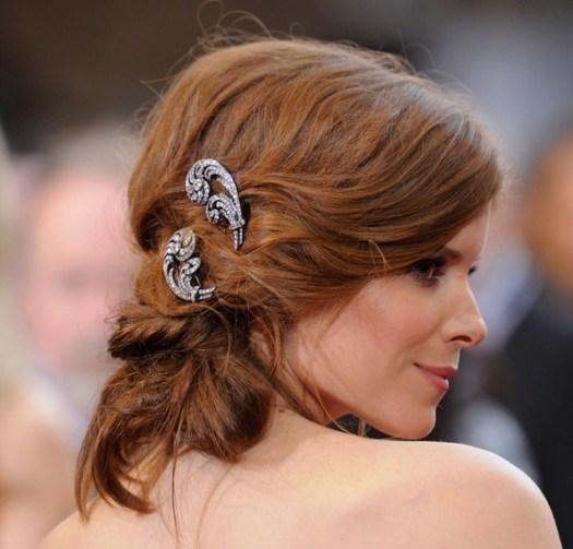 Celebrity Red Carpet Hair Updos Lets See Carpet New Design