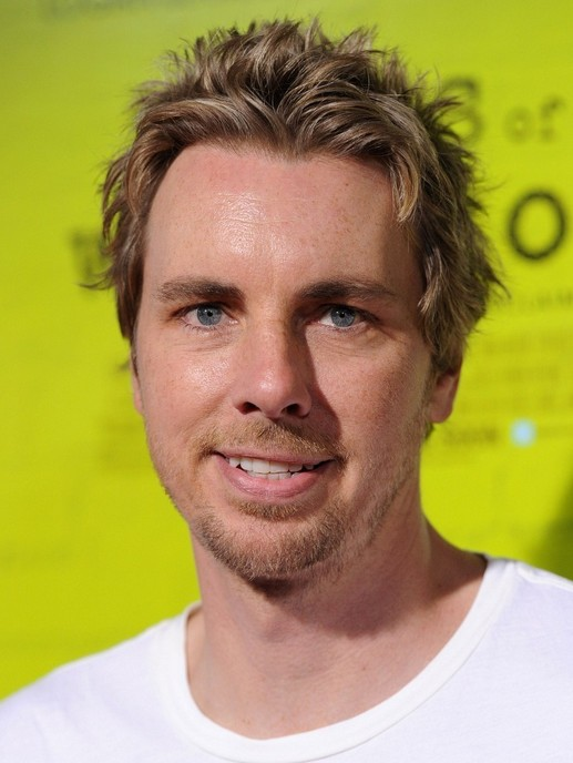 Dax Shepard Short Spiky Messy Hairstyle for Men