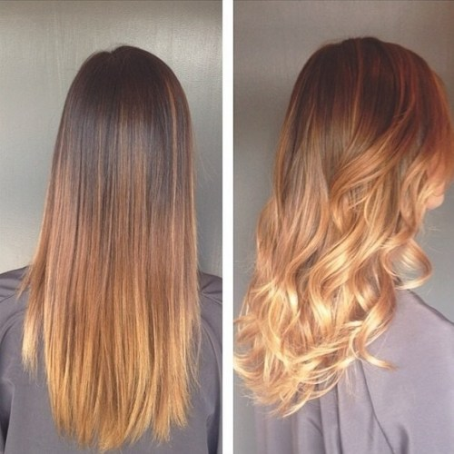 Latest hair color ideas