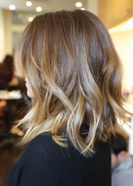 Short Ombre Hair 2014